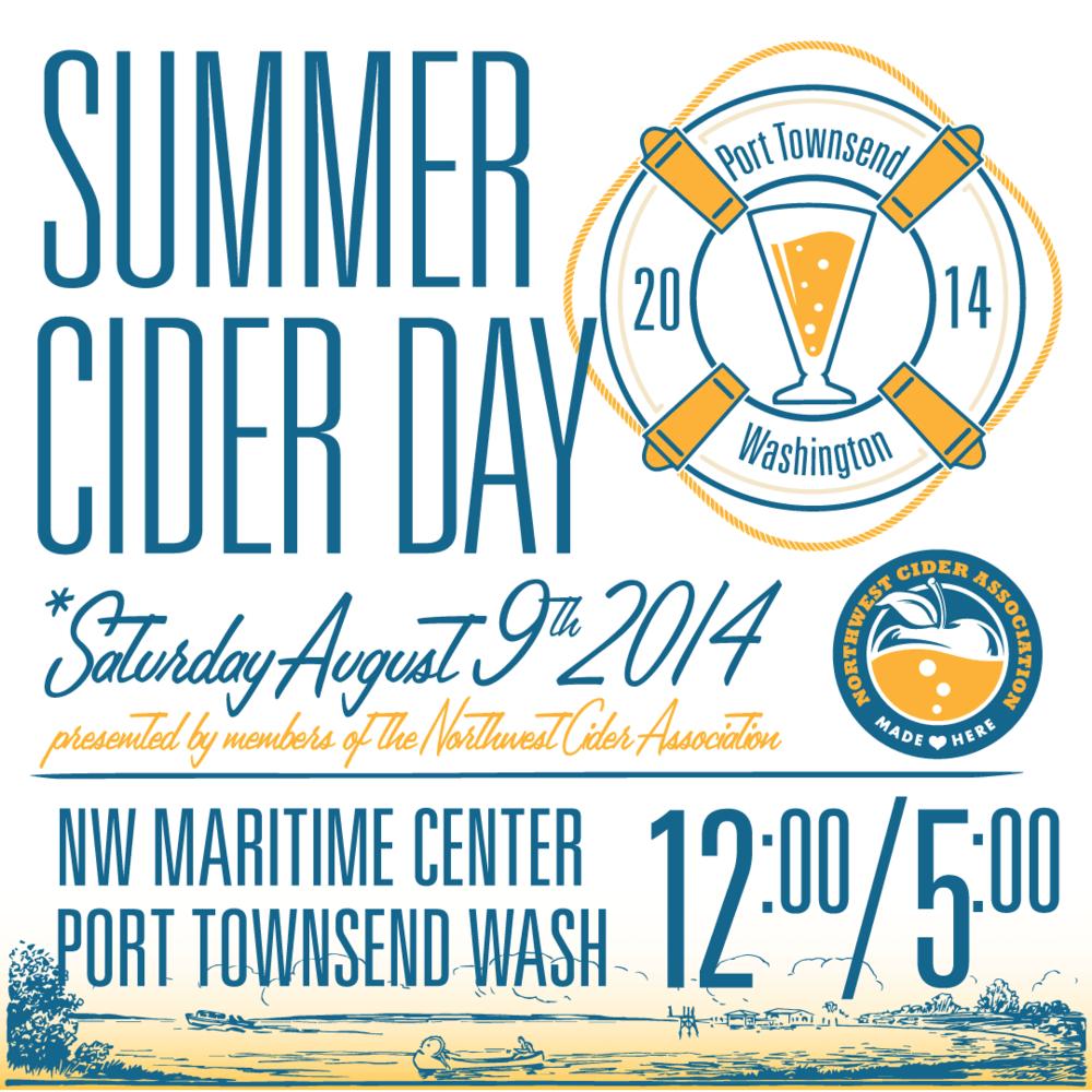 Summer Cider Day 2014 presented by the Northwest Cider Association