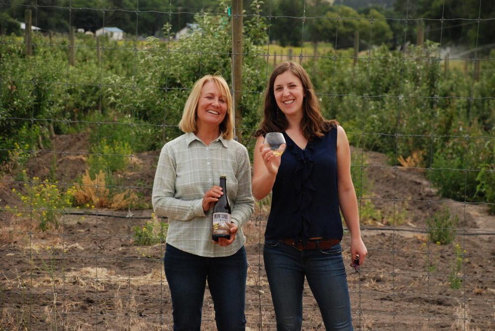 Best of Show: Lee McAlpine of Montana Ciderworks