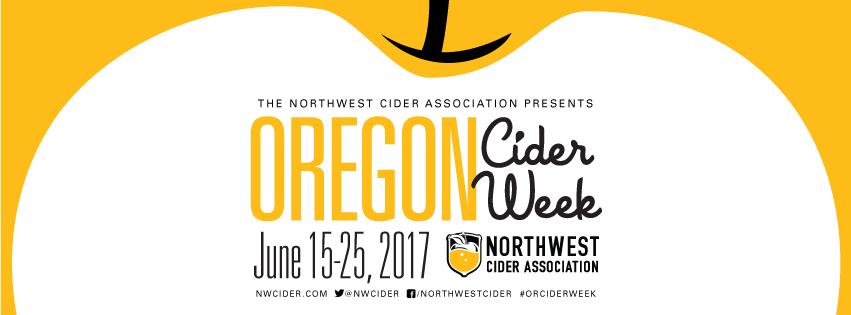 Oregon Cider Week 2016