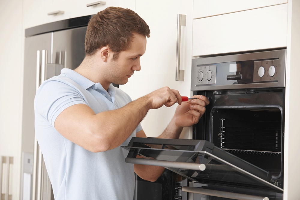 Oven Repairs - Another key appliance to any modern kitchen, an oven is known as