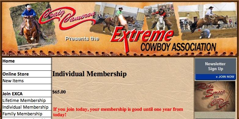 Kattints a képre az EXCA tagsággal kapcsolatos információkért!