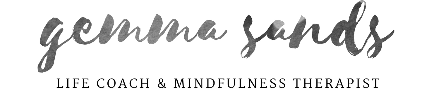 Gemma Sands | Life Coach and Mindfulness Therapist