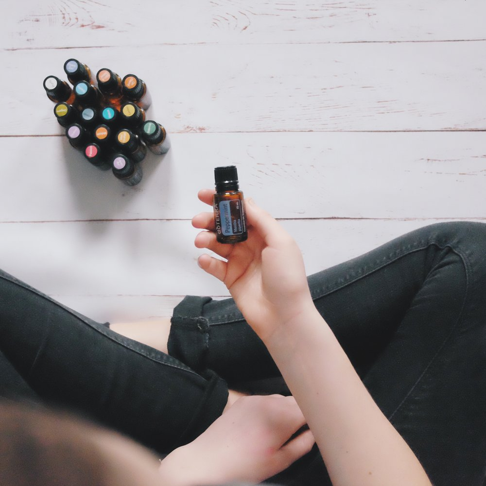 03. Private Group Wellness Workshops - I'll come and teach you and your friends about the power of Essential Oils, directly in your own home or venue. I'll even bring yummy snacks!