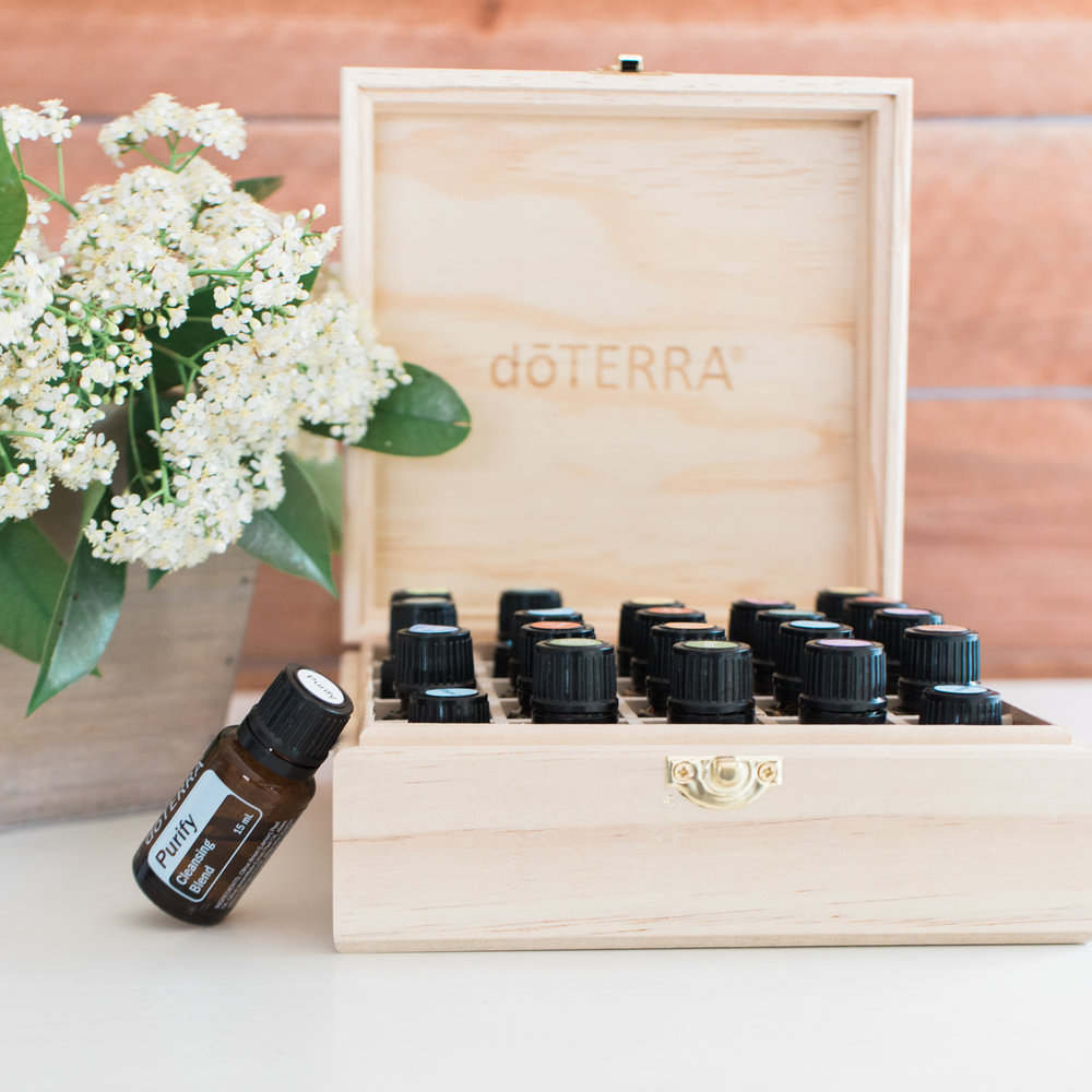 Essential Self-care - Learn how essential oils can support you to live your best life