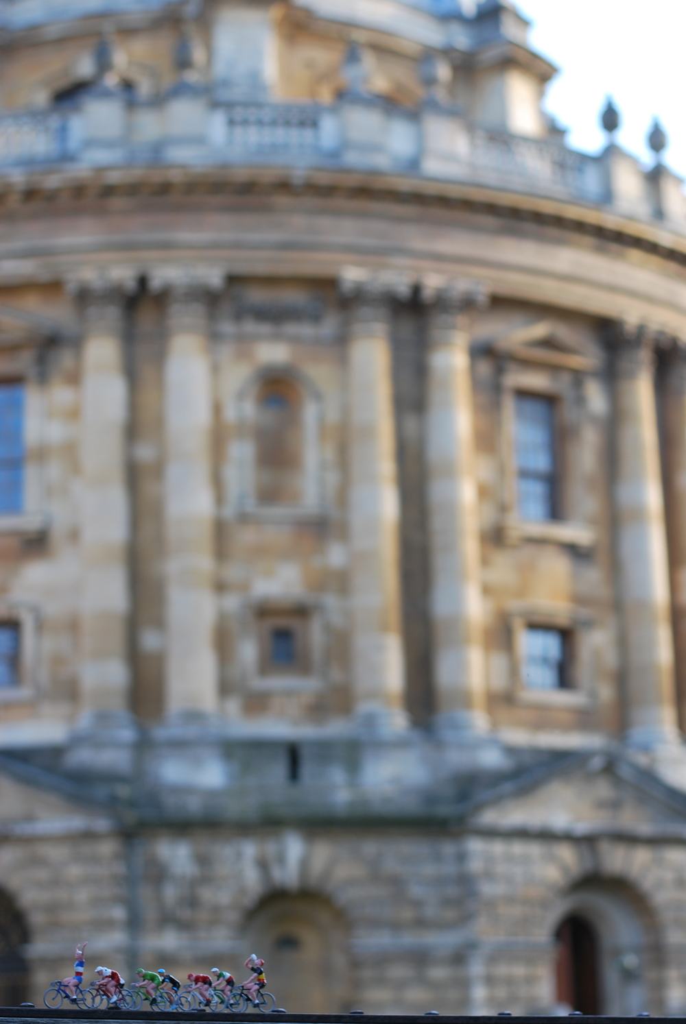 Radcliffe Camera, Oxford, UK