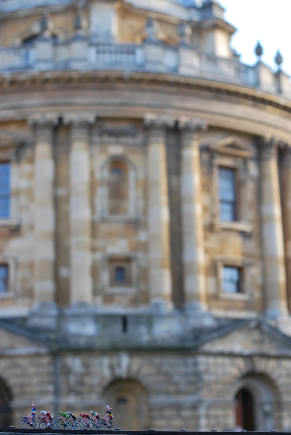 Radcliffe Camera, Oxford, UK