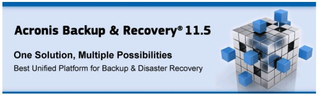 Find out how easy it is to use one unified solution to perform both  backup and recovery for physical and virtual machines with Acronis  Backup & Recovery® 11.5.