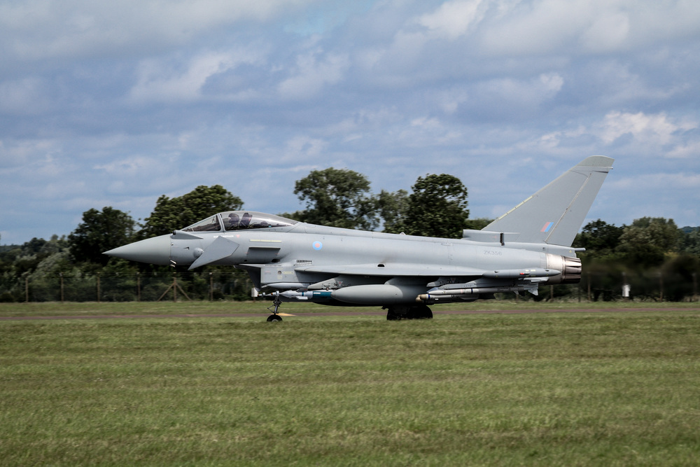 Typhoon after landing rollout.jpg