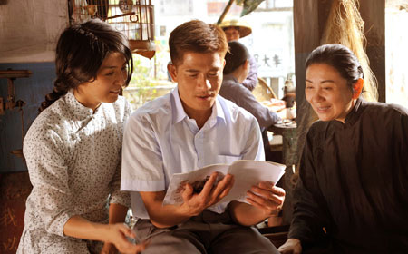 Bo Wah Chuen learns to read as an adult