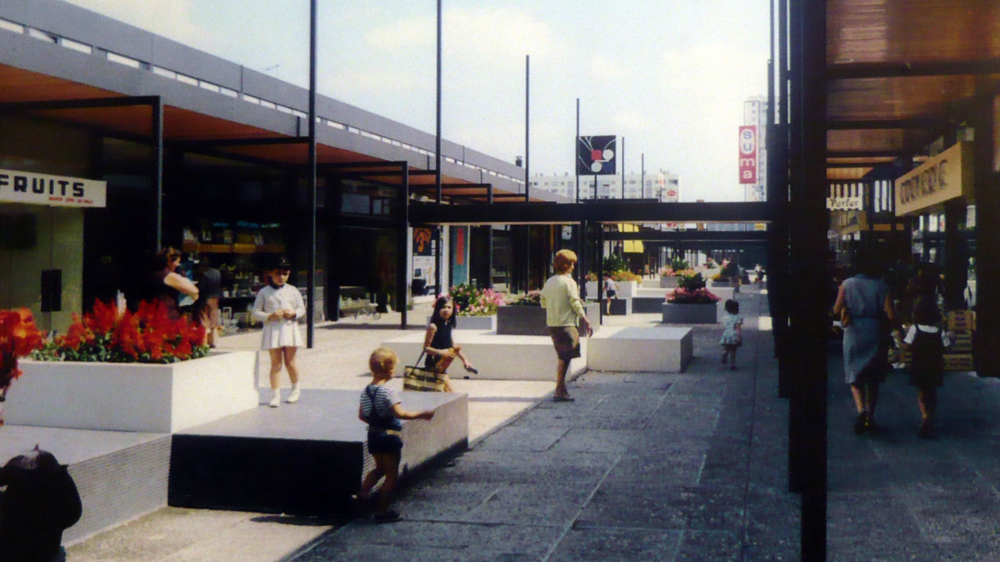 Centre commercial Europe exposition Arc en Rêve : rétrospective/perspectives Le Grand Parc