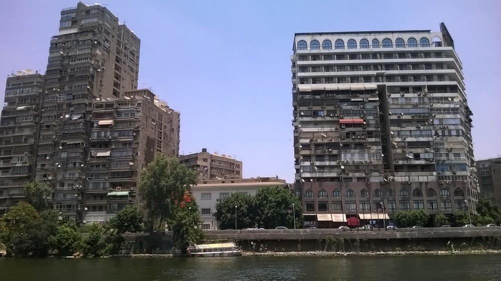 Voyage d'étude DESURB au Caire, Juin 2014