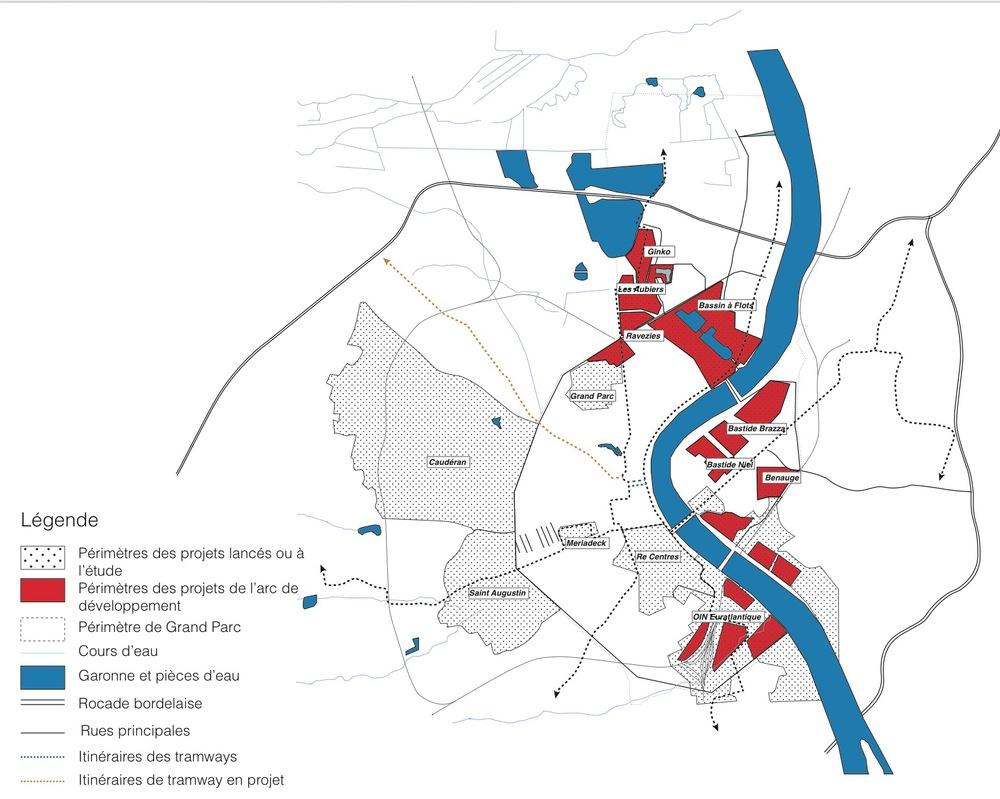 Projet urbain Bordeaux 2030