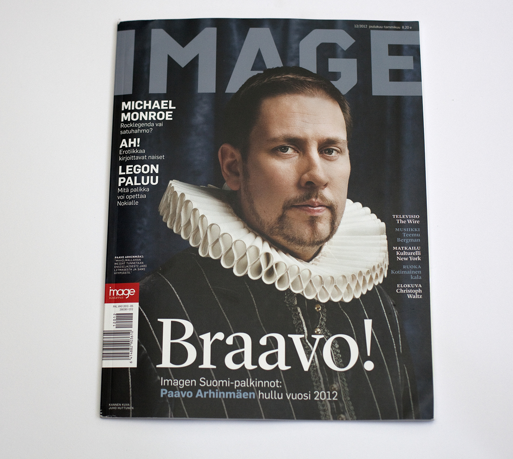 January Edition of Image Magazine