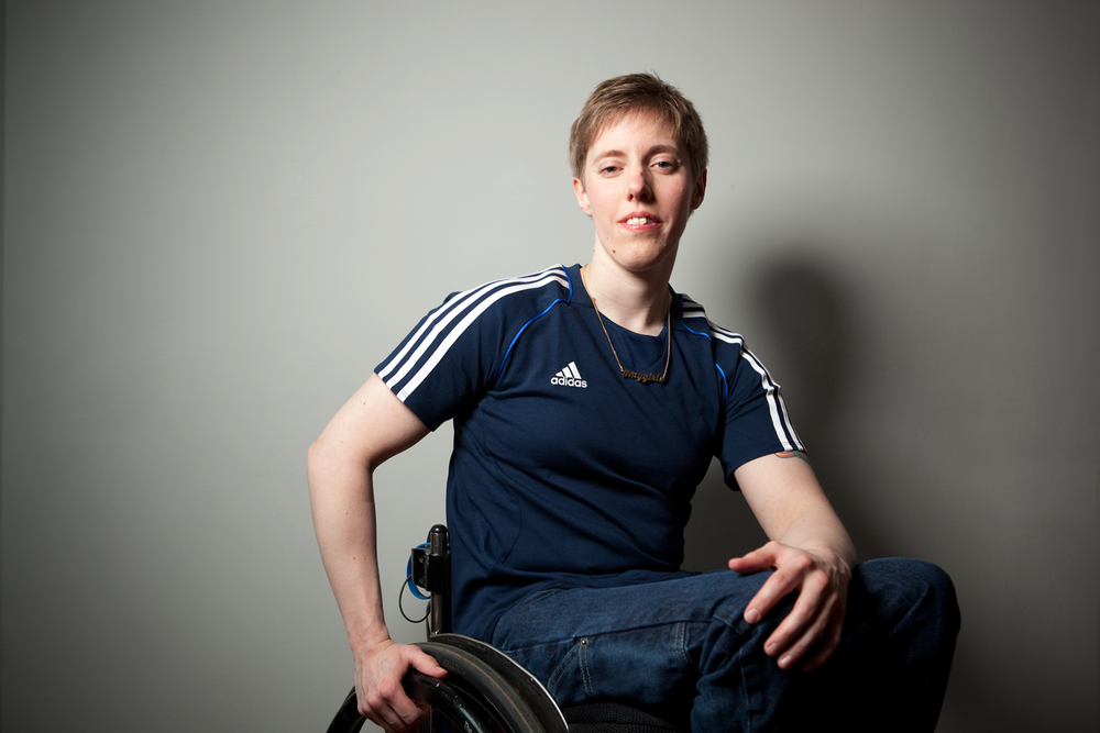Fran Brown-Paraclimber