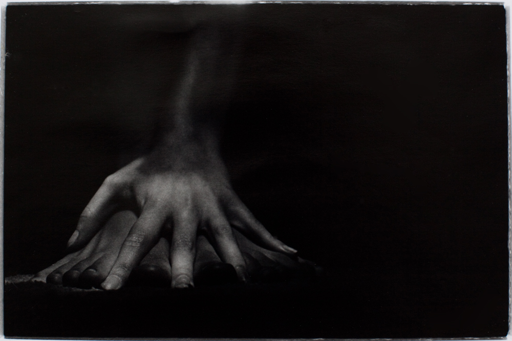 Hands by david woolfall