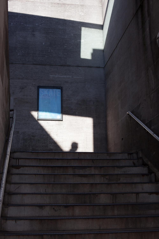 Shadow, Victoria Embankment, London
