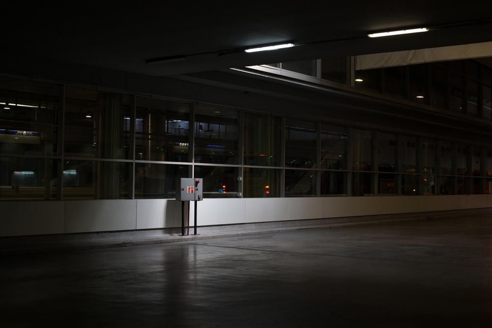Bus Station, Mallorca