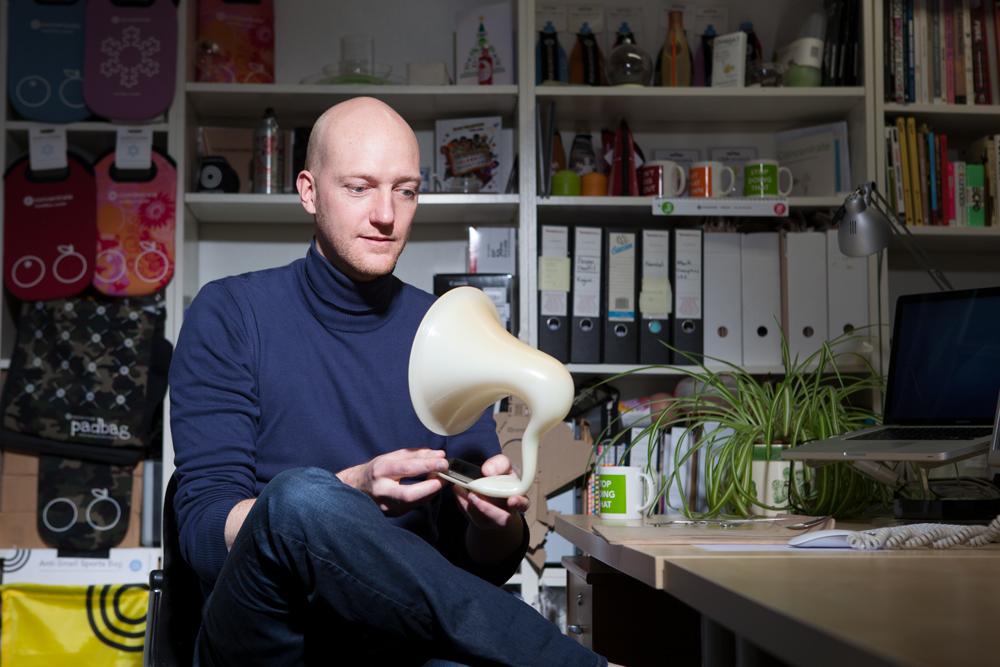 Mark Chapkins-British Inventor