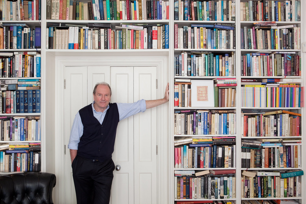 William Boyd-British Author