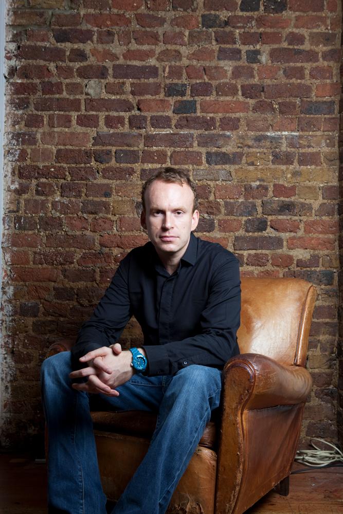 Matt Haig for Shortlist