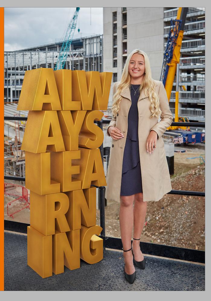 Laing O'Rourke Recruitment Advertising