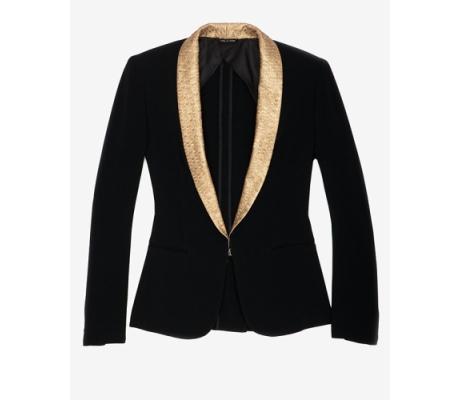 Rag & Bone Sliver Tuxedo Jacket, $595