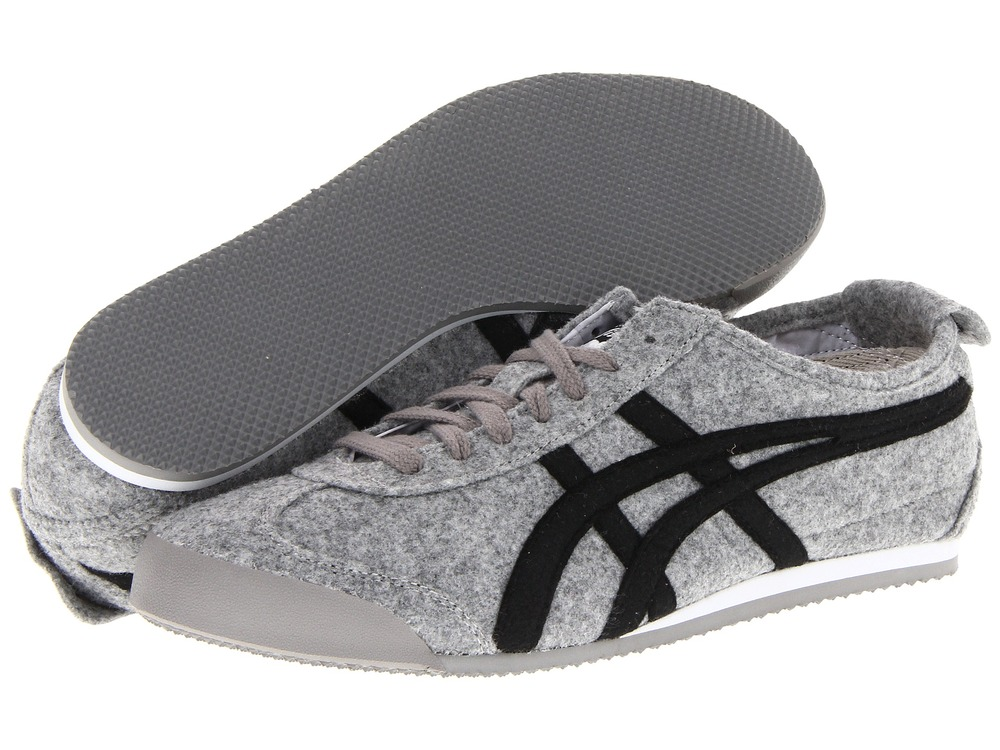 Onitsuka Tiger by Asics in Heather Gray