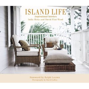 India Hick's Island Life is in it's third reprint.