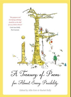 If: A Treasury of Poems for Almost Every Possibility  edited by Allie Esiri and Rachel Kelly. The award winning mobile app is now a hardcover anthology.