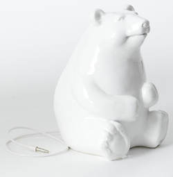 Bear Speaker from West Elm