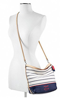 My pick: the Coach & St. James cross body bag.