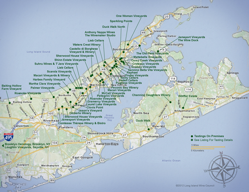 Explore Local: The Long Island Wine Trail