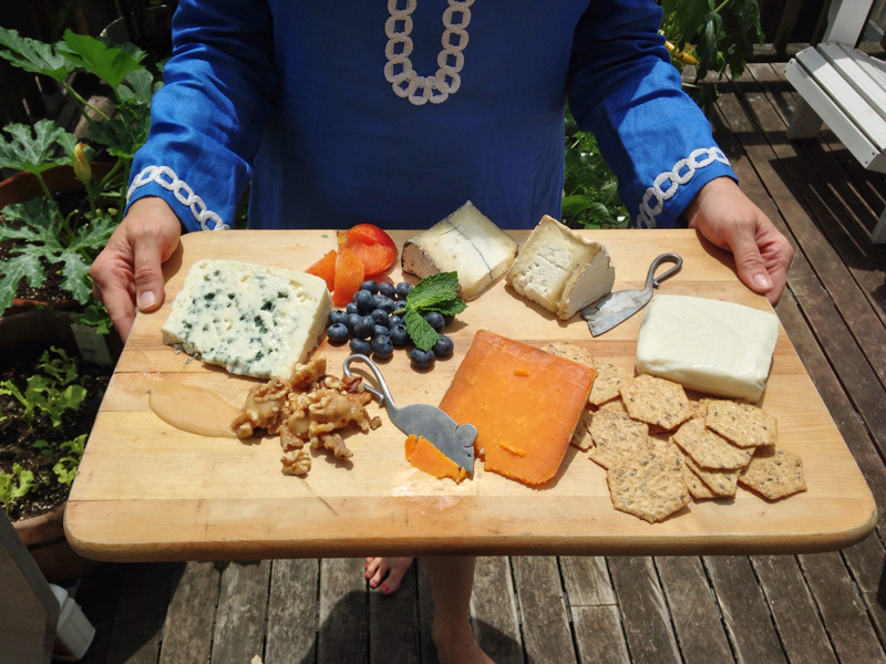 Say Cheese! A Summer Cheese Plate Primer — The Boop