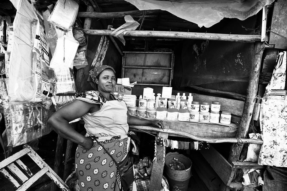 Microfinance beneficiaries in Kibera slum, Kenya 2012. Produced for  Institute of Development & Welfare Services . Image featured in 'The Failure Way'.