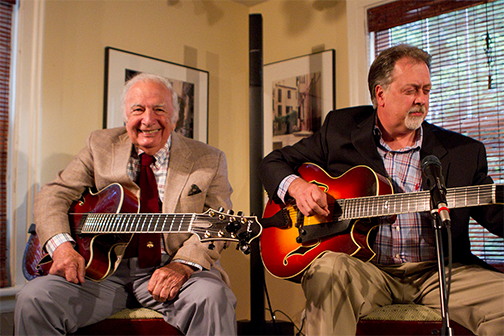 Bucky Pizzarelli & Ed Laub
