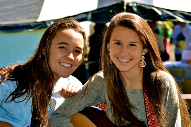 Carly & Eliza