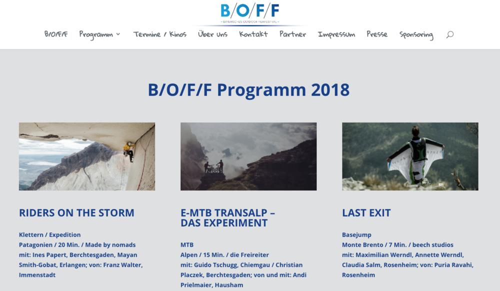 LAST EXIT ist 2018 Teil der BOFF Kinotour in Bayern. Weitere Infos zum Programm unter:http://boff-film.de/