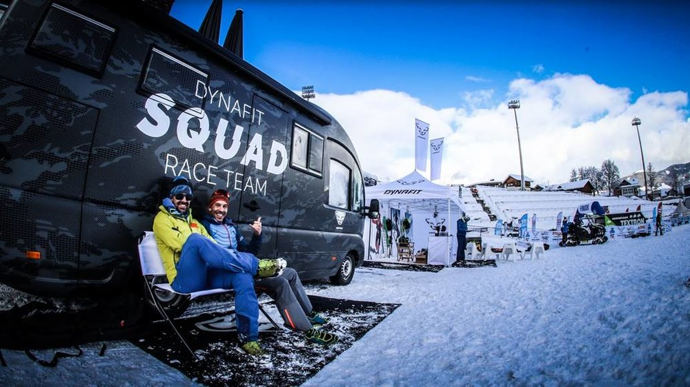Dynafit Squad Race Team beechstudios