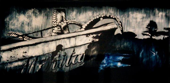 """New Work at Benjamin Benjamin Gallery """"Marita"""""""