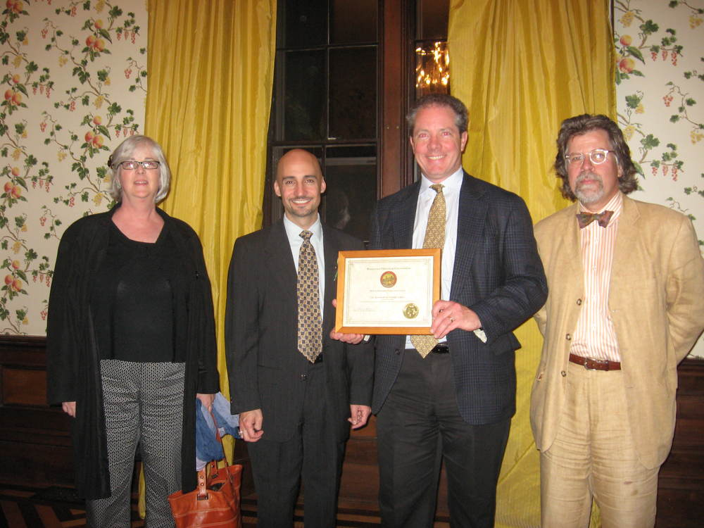 Bart receives award for historic preservation