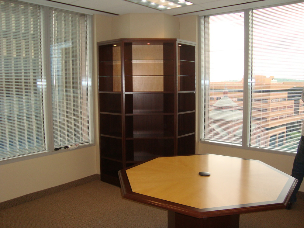 Costello Table and Book Shelf.JPG