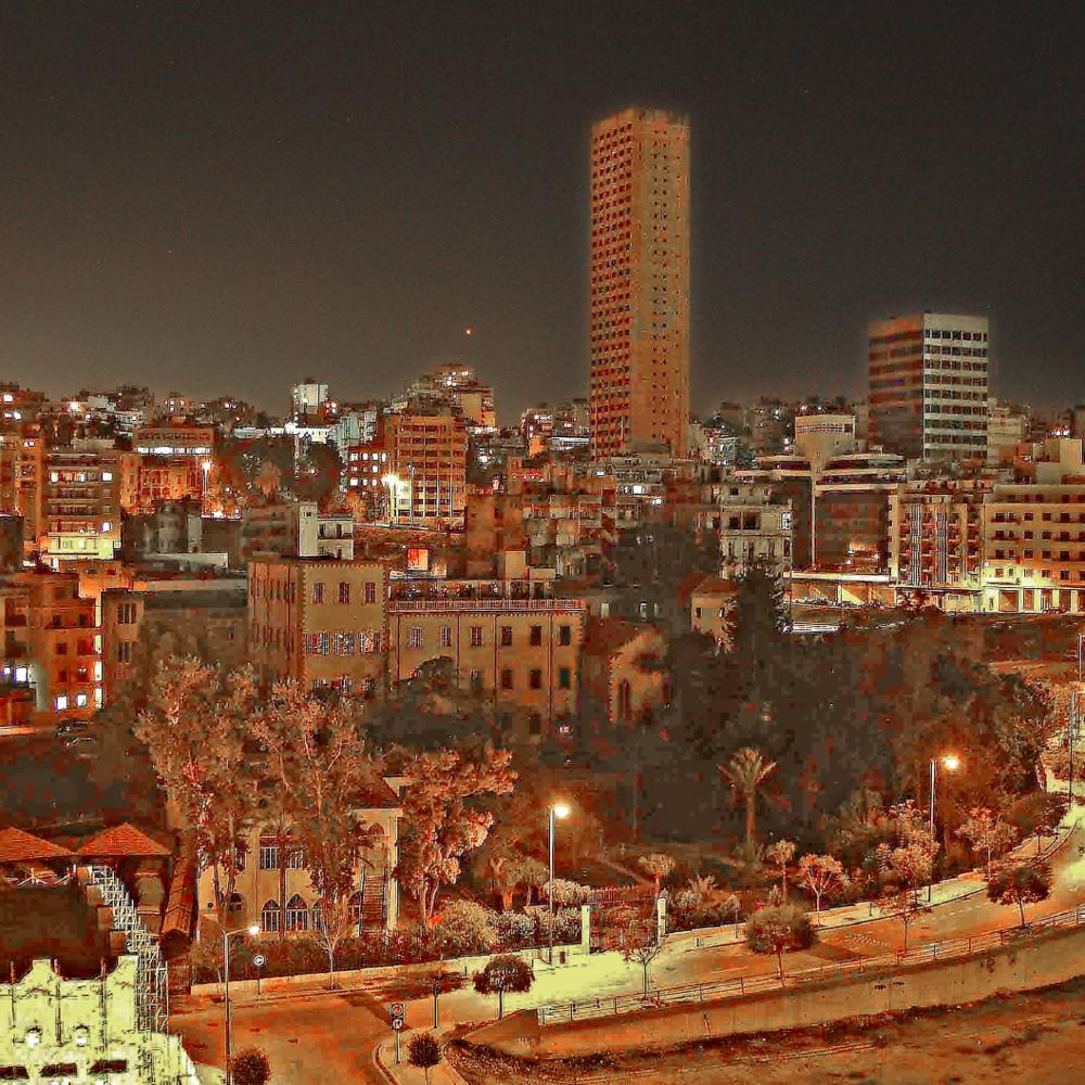 Beirut Nocturnes