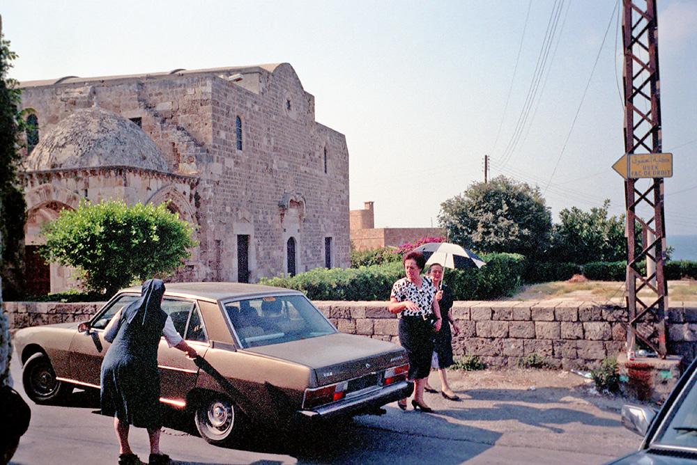 #11 - Street scene in Jbeil.