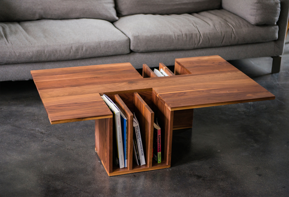 OneTwo Coffee Table Product Design By Endri Hoxha - Angela coffee table