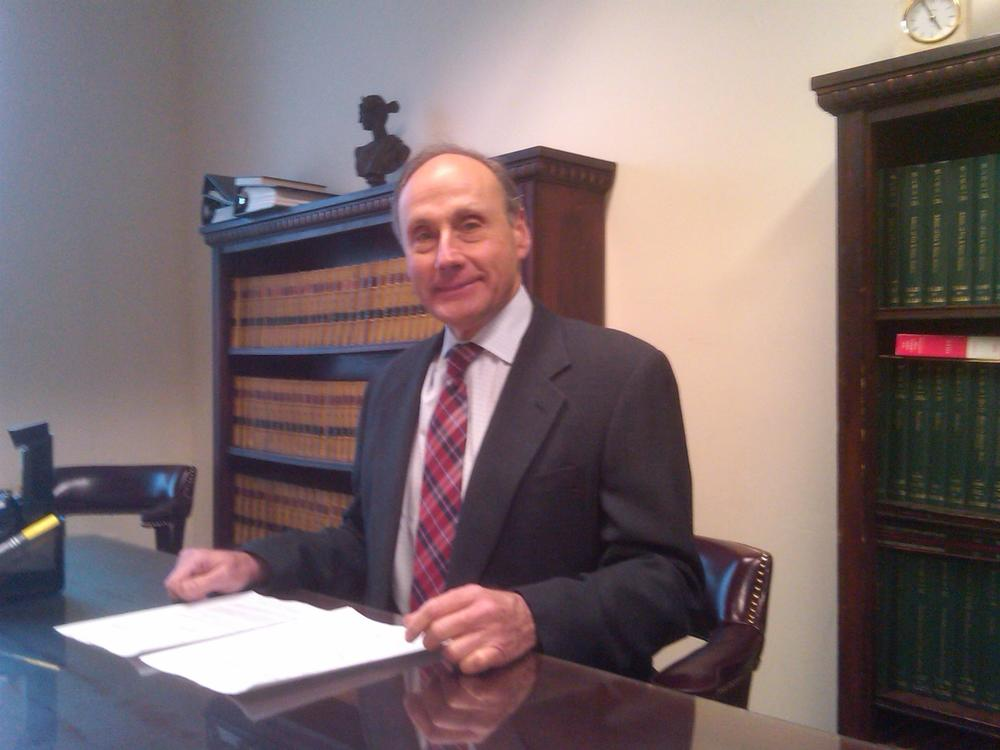 Michael Mongiello, Hoboken Lawyer