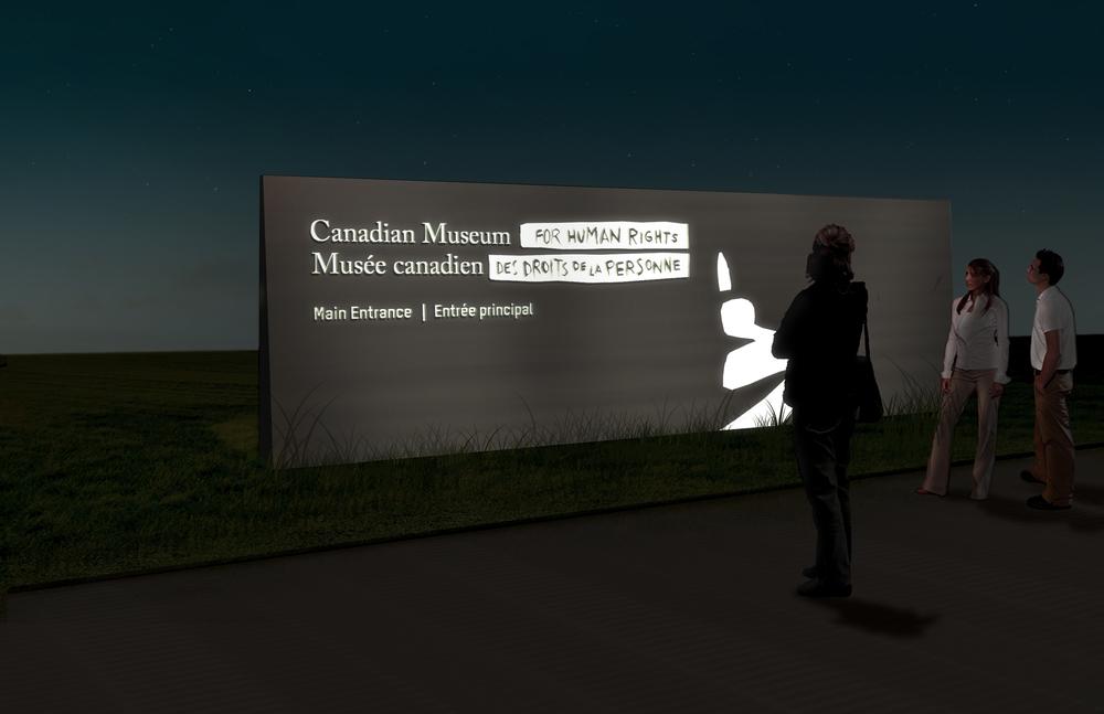 CMHR pylon Nighttime final1.jpg
