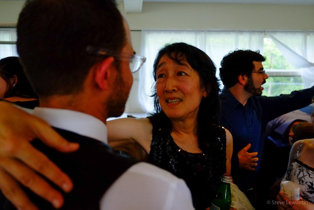 Mitsuko Uchida at Marlboro Music Festival