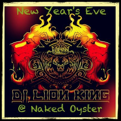New Year's Eve at The Naked Oyster in New Haven