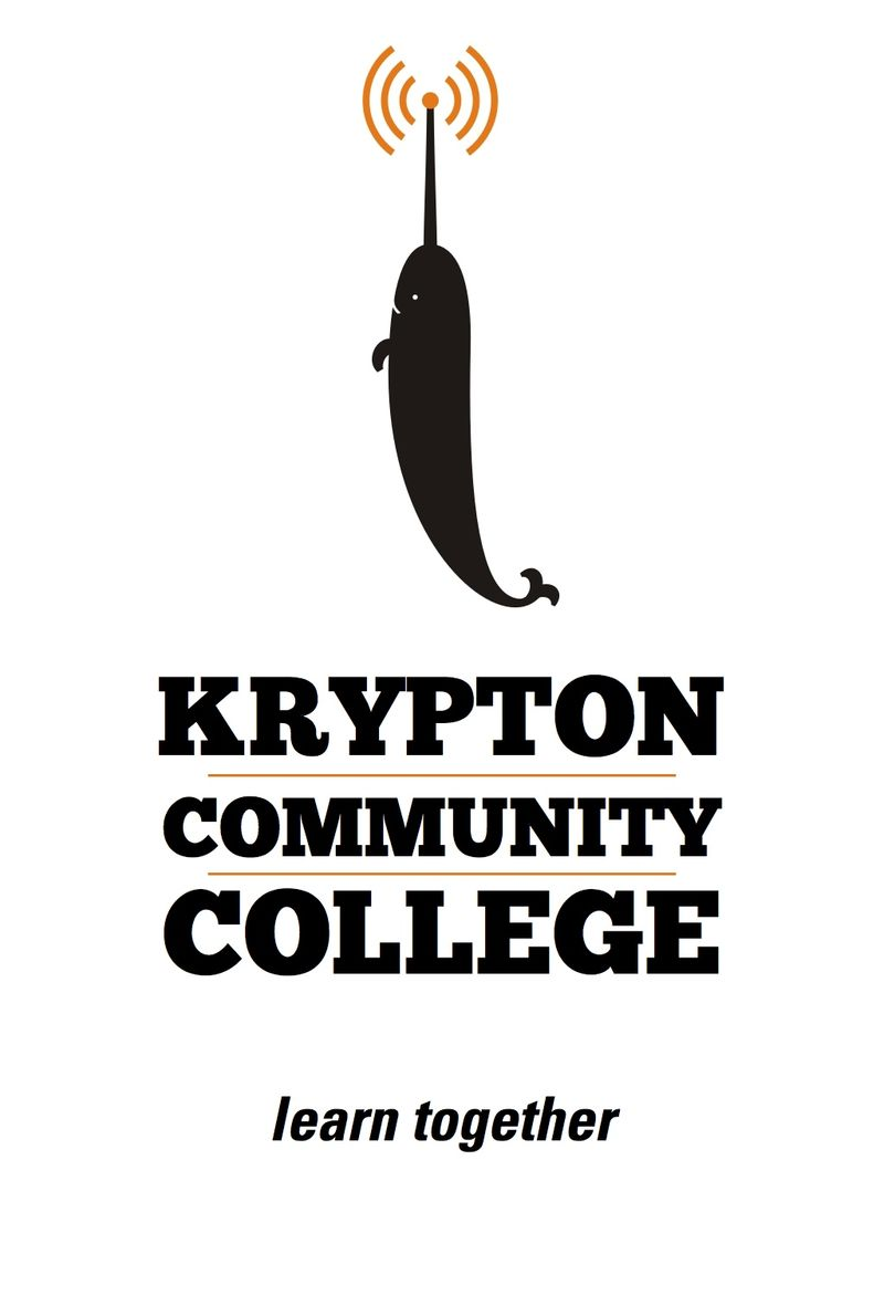 Krypton Community College Narwhal