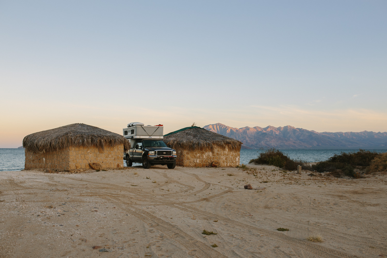 In Search of Warmer Weather  Bahia De Los Angeles, Baja, Mexico